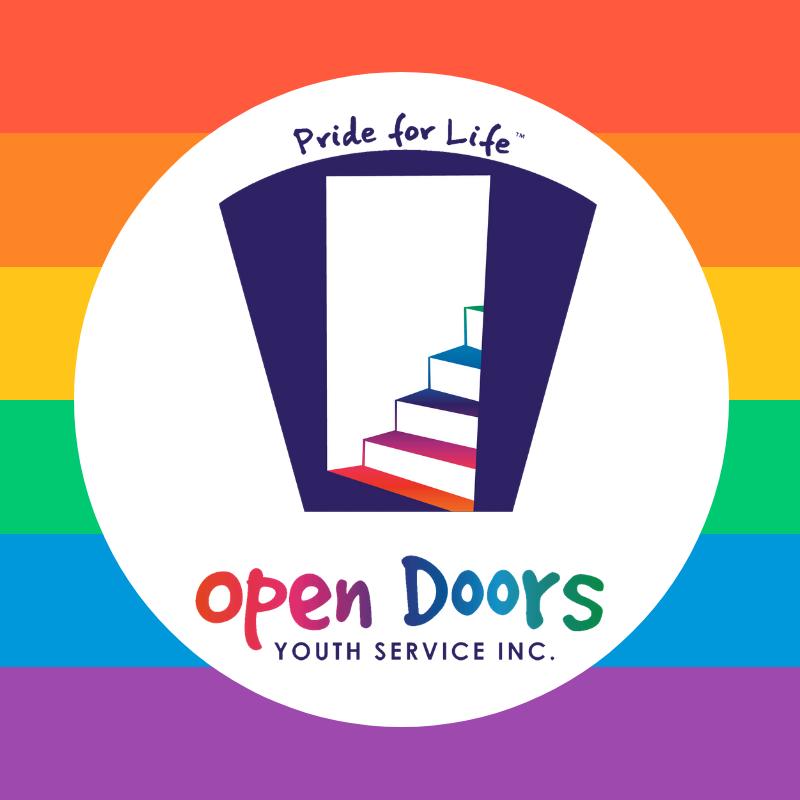 Open Doors Youth Service Logo