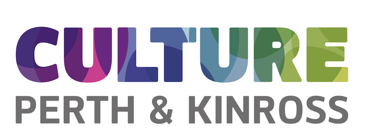 logo reads Culture Perth and Kinross