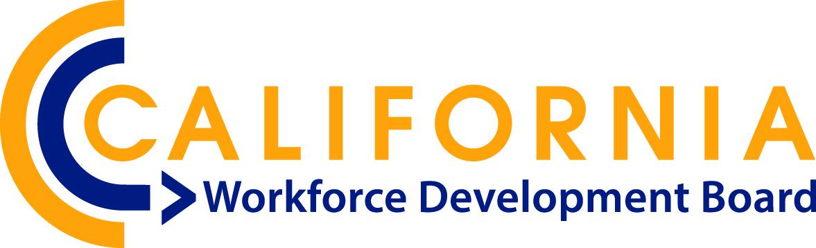California Workforce Development Board Logo