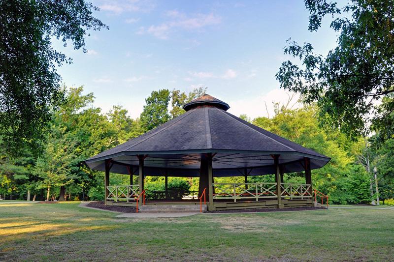 Additional Pavilions