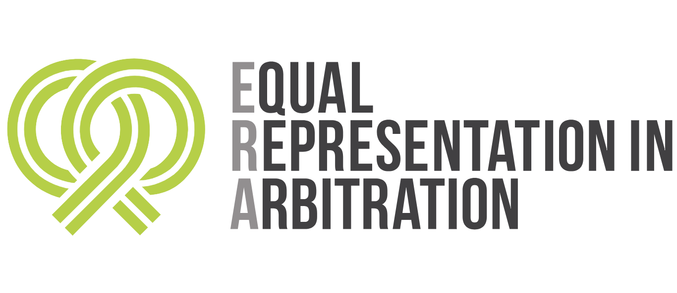 Equal Representation in Arbitration Logo