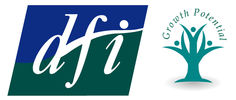 DFI and Growth Potential logo