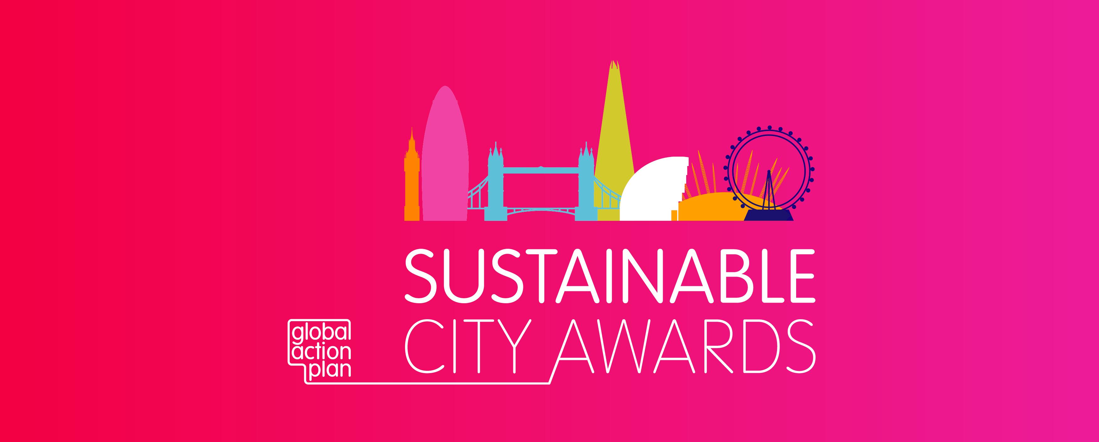 Sustainable City Awards logo