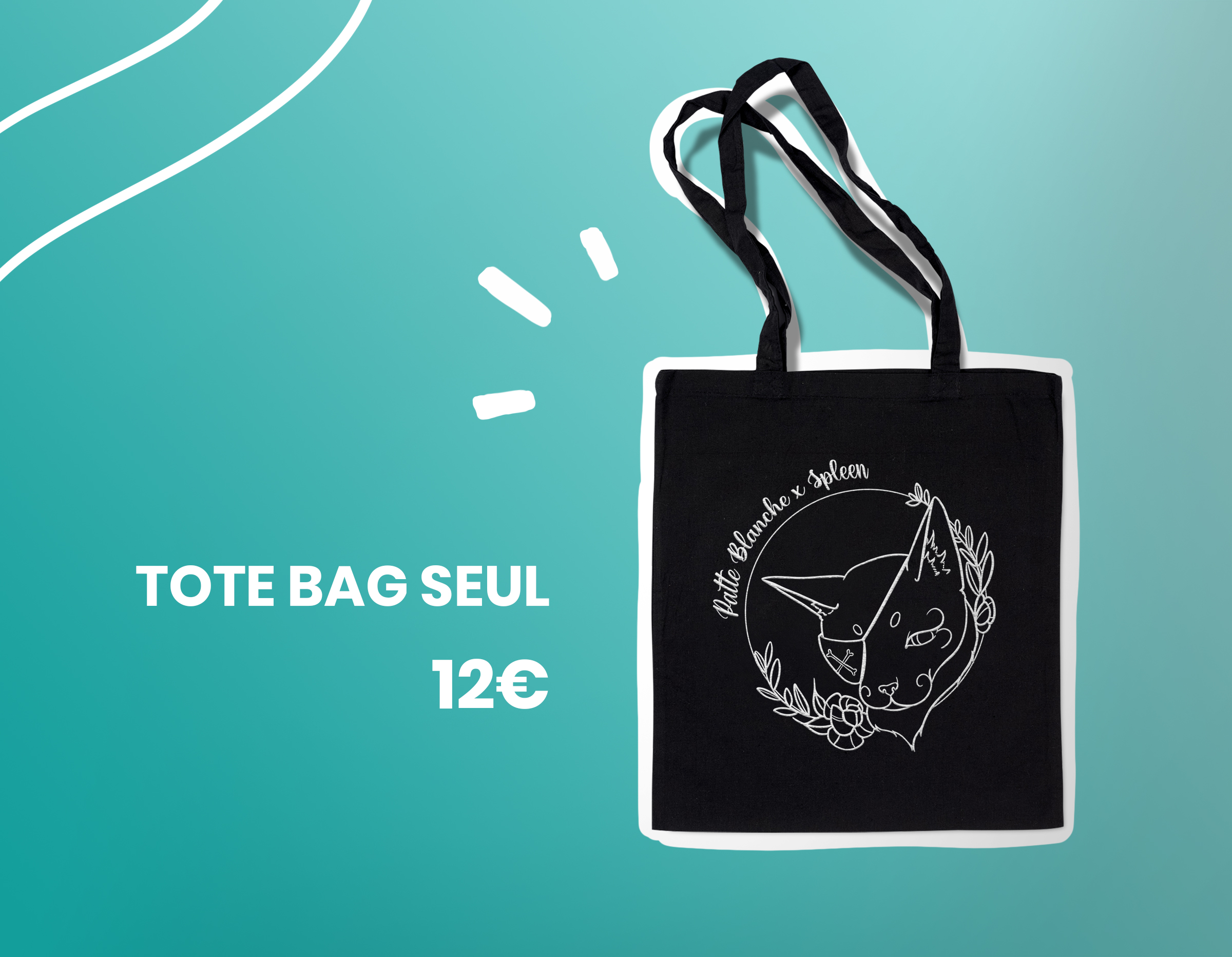 Tote bag DISPO