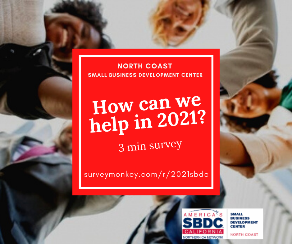 How can we help in 2021?