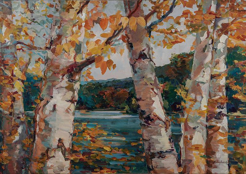 Lakeside Birch