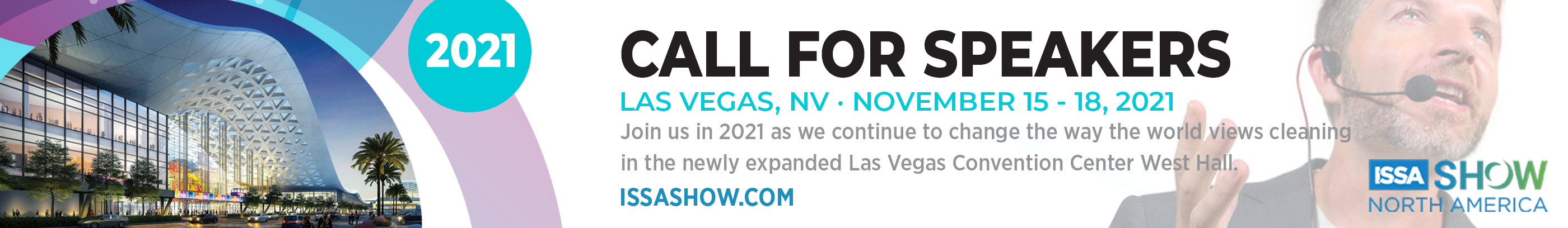 ISSA Show North America 2021 Call for Speakers
