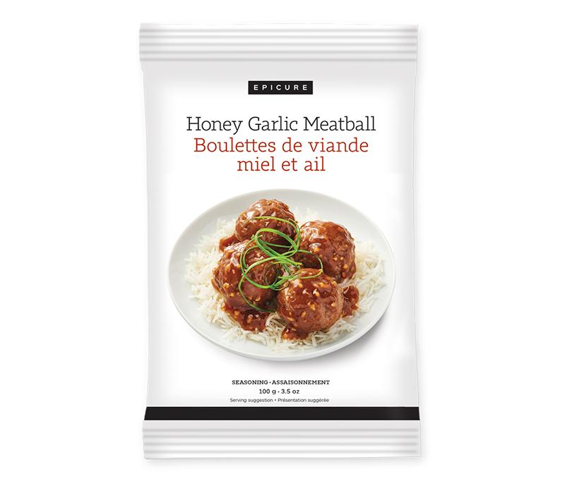Honey Garlic Meatball Seasoning