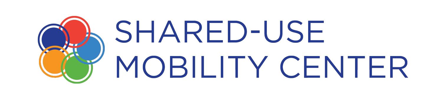 Shared-Use Mobility Center logo