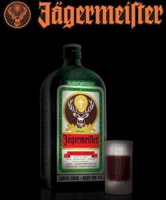 Cocktail me jagermeister