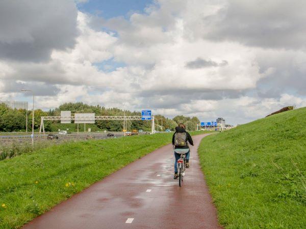 Off-street trail