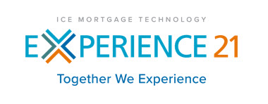 Logo ICE Mortgage Technology Experience 21 Togethe