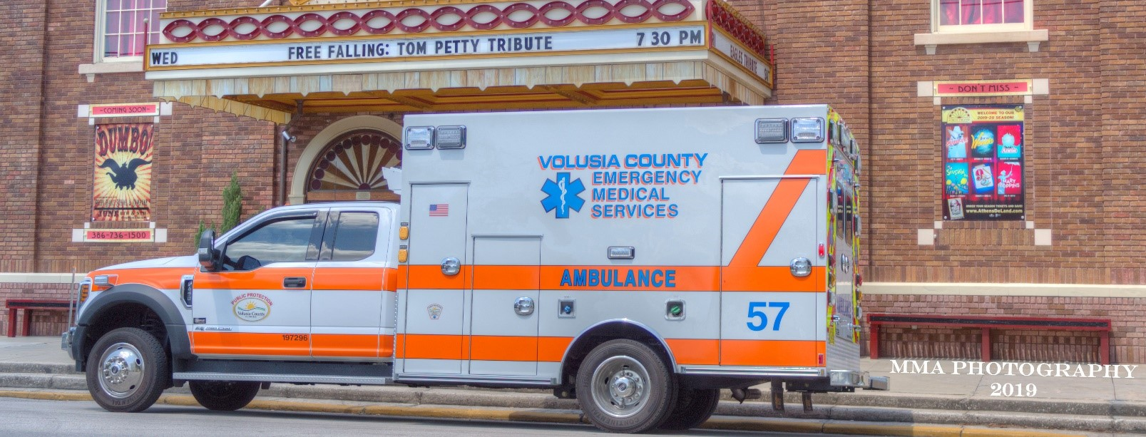 """<span style=""""font-size: 18pt; color: #016bb8;""""><strong>Volusia County Emergency Medical Services</strong></span>"""