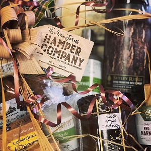 (this is an example image of a Hamper and is not the exact Hamper that will be received)
