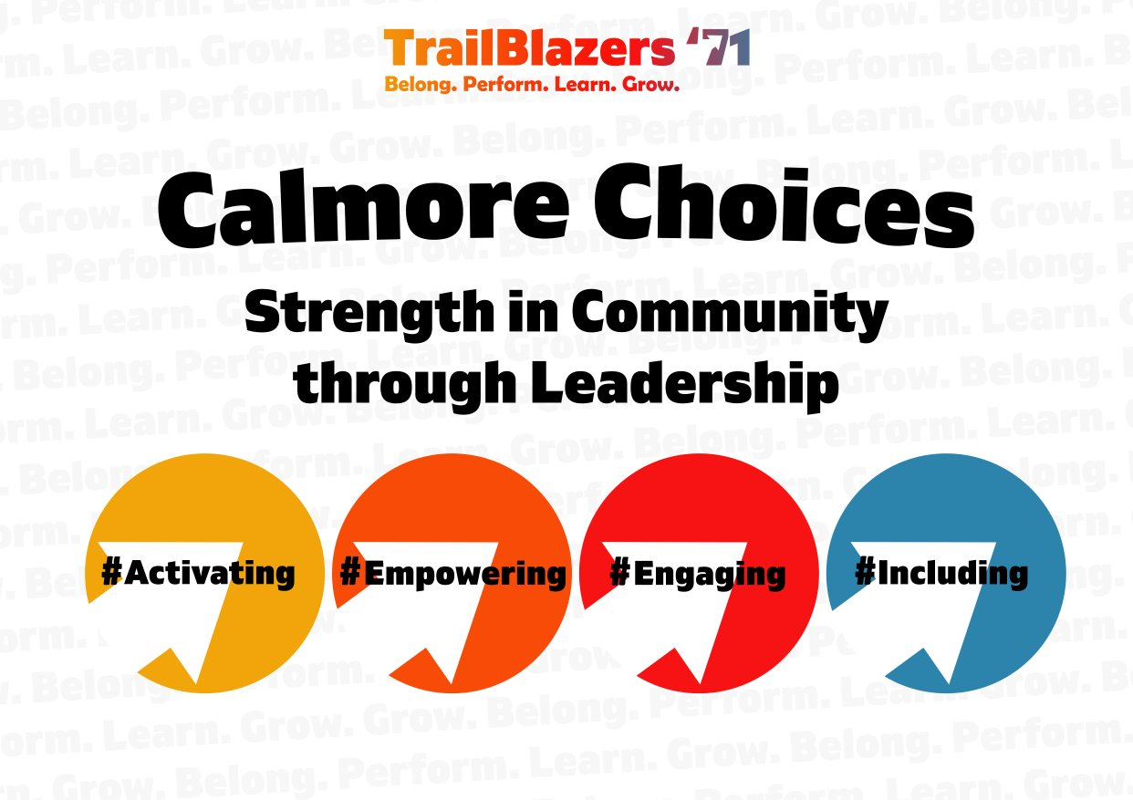 Calmore Choices