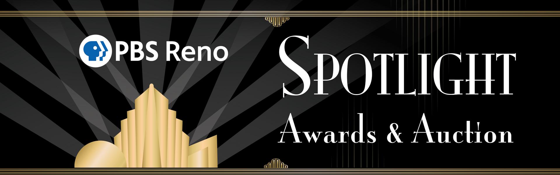 PBS Reno Spotlight Awards & Auction