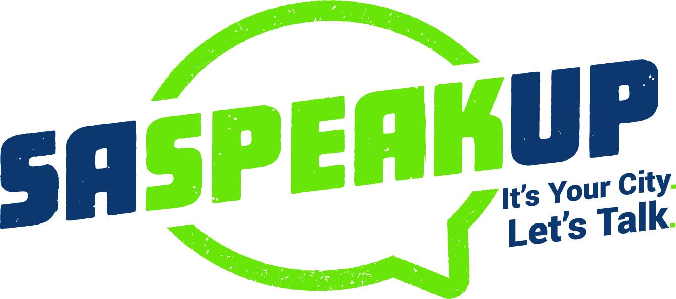 SASpeakUp logo