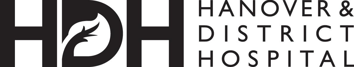 Hanover & District Hospital Logo