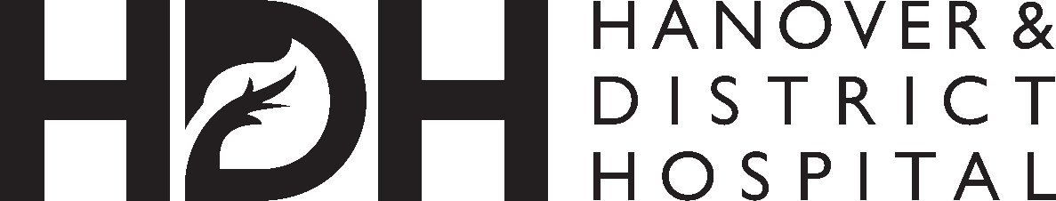 Hanover & District Hospital Logo