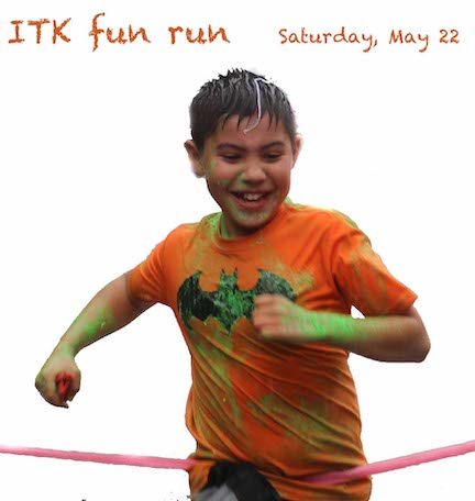 """<div style=""""text-align: justify;""""><span style=""""color: #800000; font-size: 14pt;""""><strong>Did you know that we are training to be able to run at least one mile by the end of the season? <br>The fun run is less than two months away and will be at Sandy Beach.<br><br></strong></span></div>"""