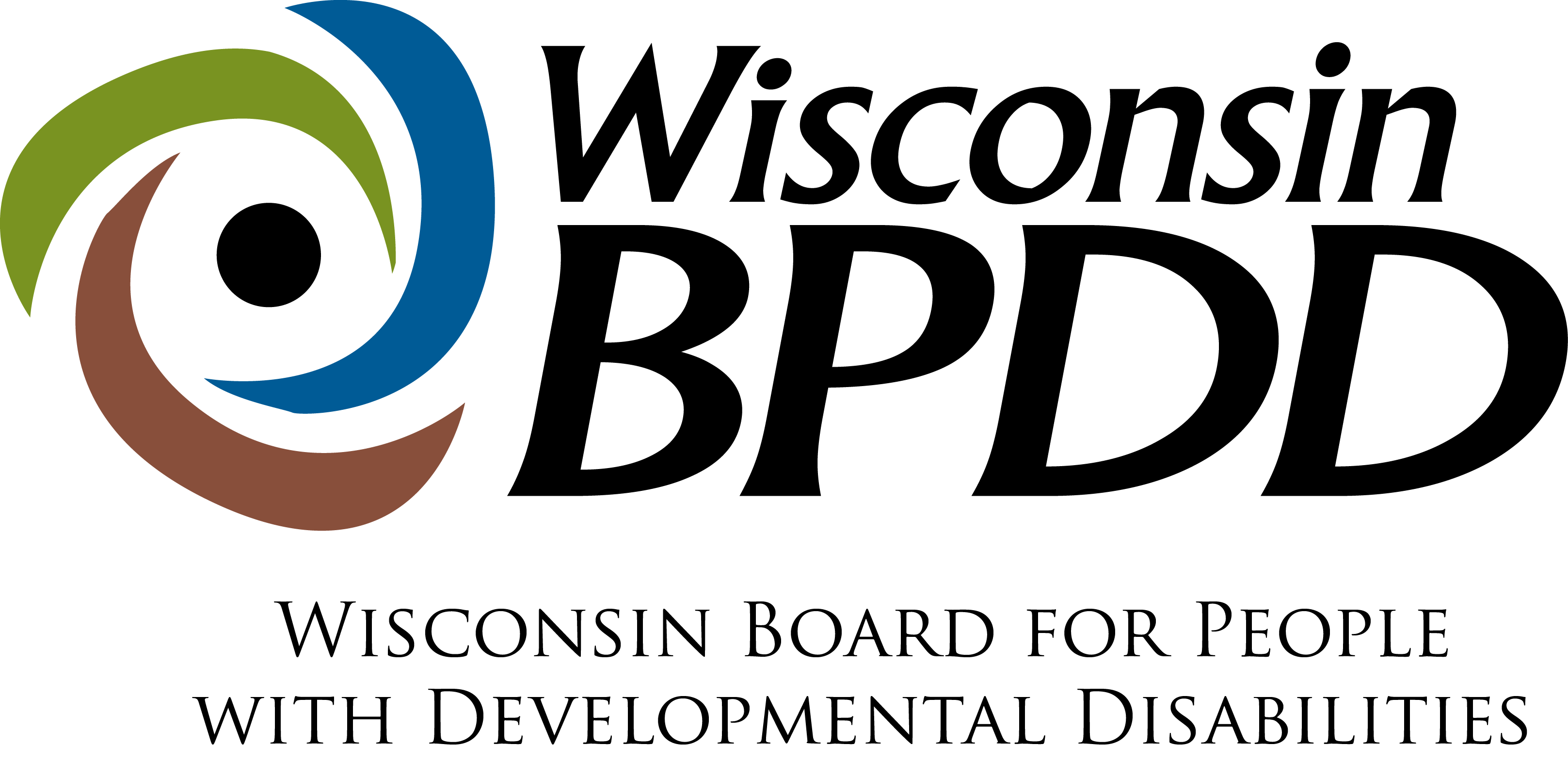 Logo for the Wisconsin Board for People with Devel