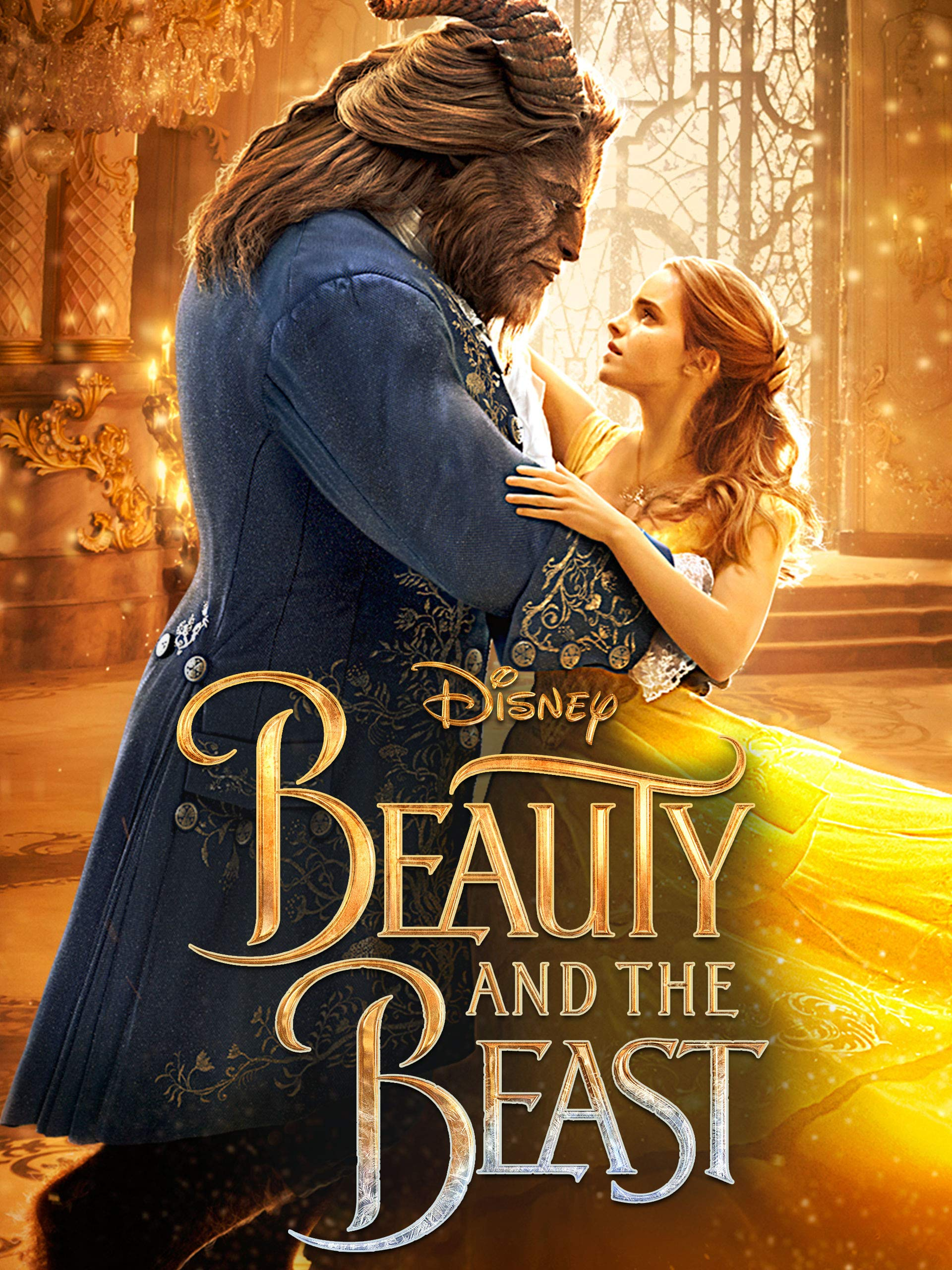Beauty and the Beast (2017, PG)