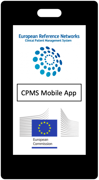Visual style of the CPMS Mobile App