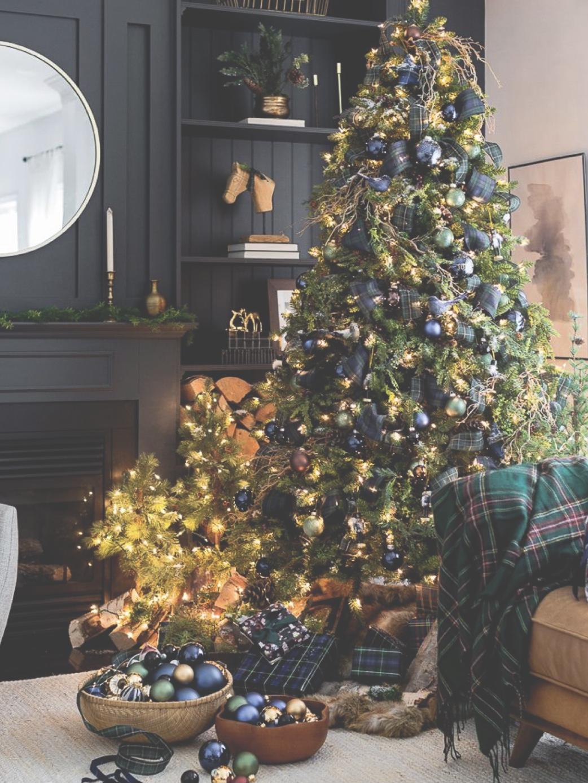 Blue Christmas.
