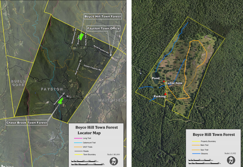 Boyce Hill Parcel & Locator Maps