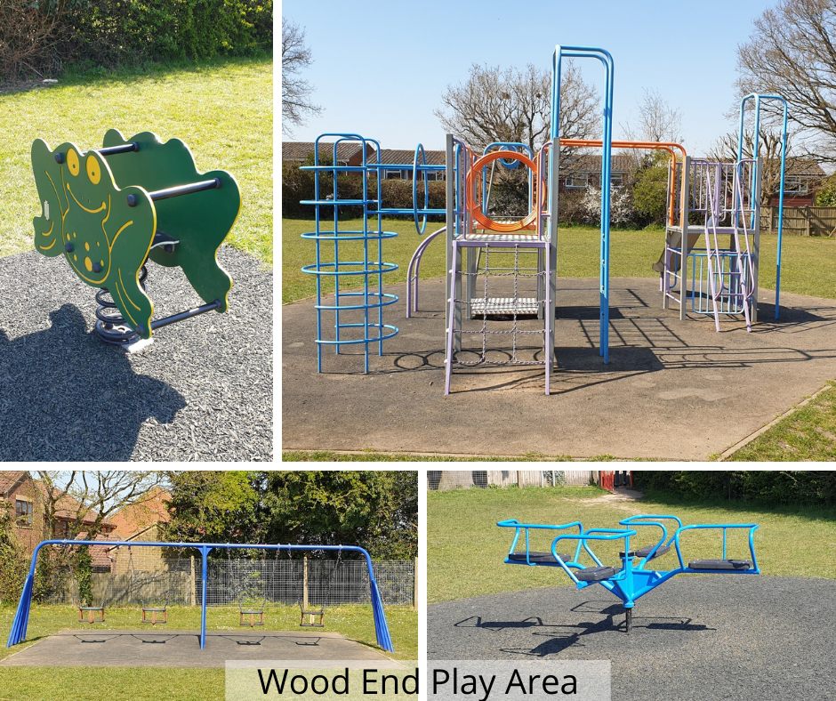 Wood End Play Area