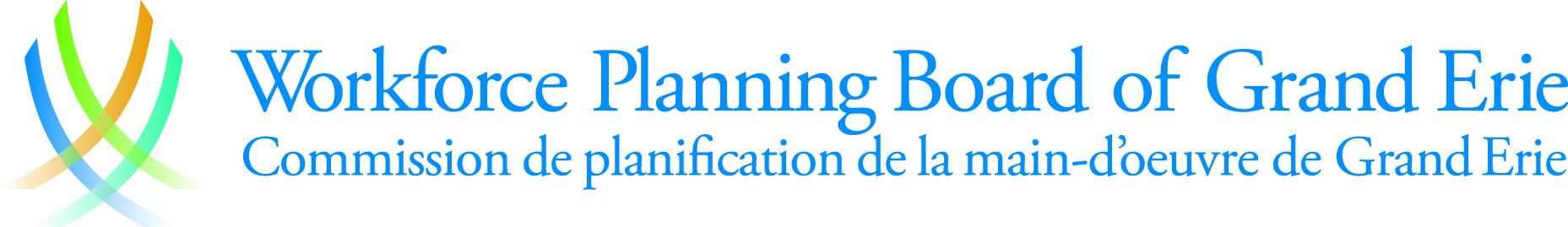 Workforce Planning Board of Grand Erie Logo