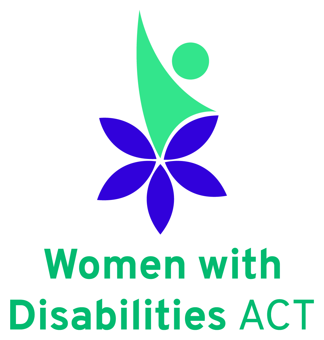 Women with Disabilities ACT Logo