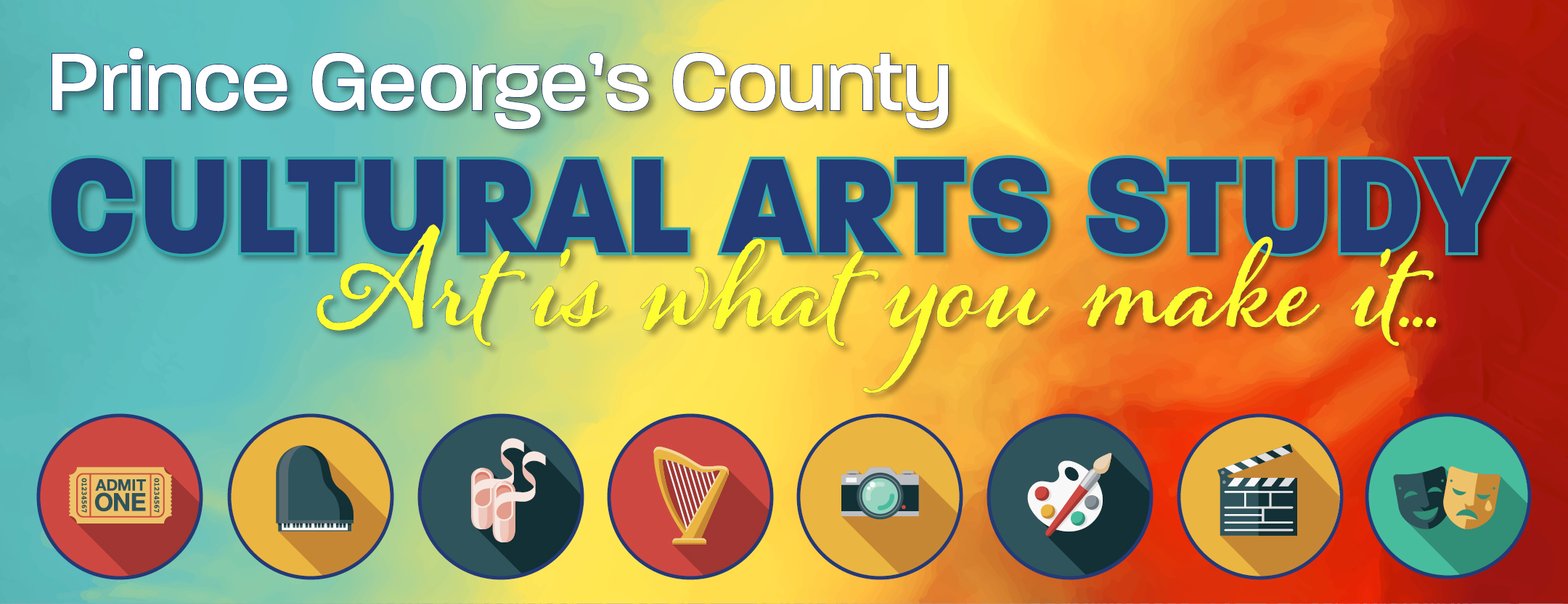 Prince George's County Cultural Arts Study Cu