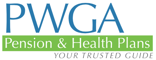 PWGA Pension & Health Logo