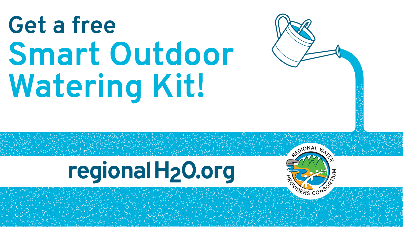 Get a free Smart Outdoor Watering Kit! From the Re