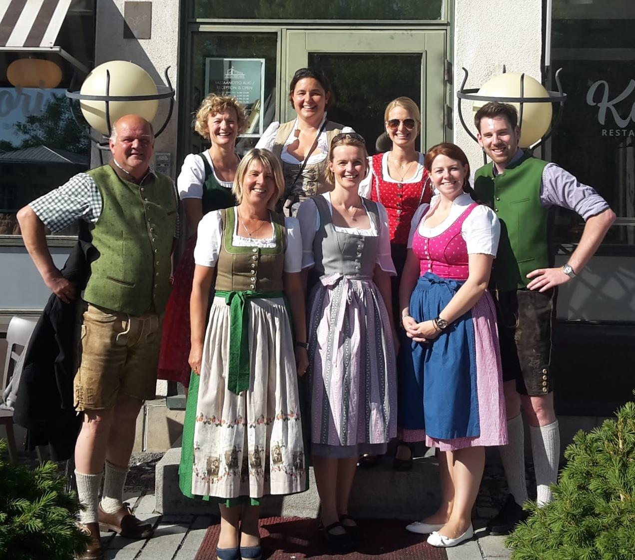 Team der Regionalentwickler*innen Pinzgau