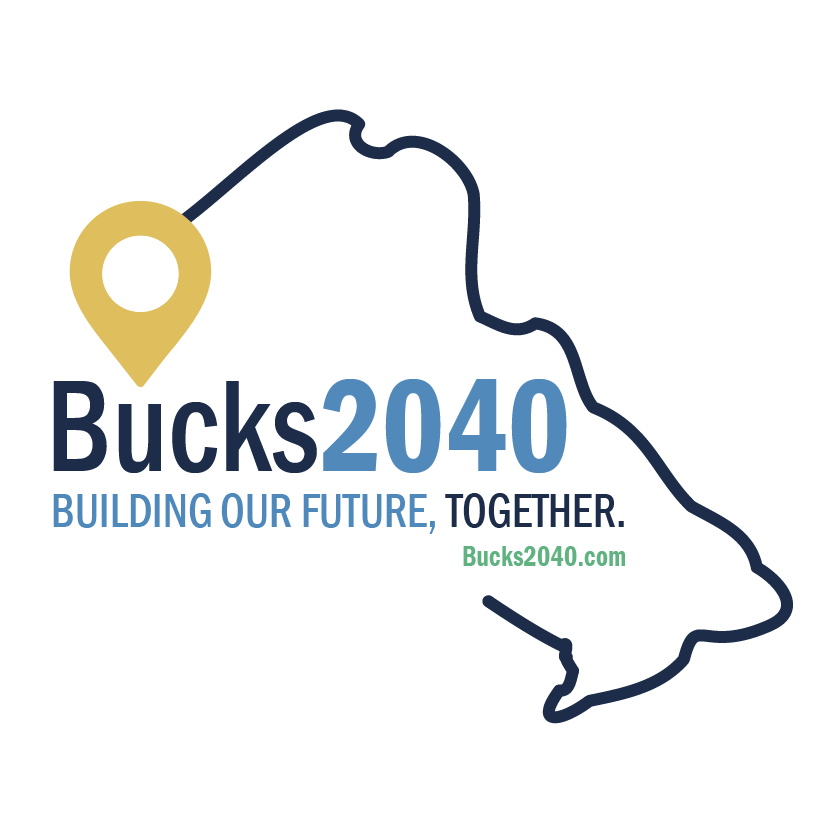 Bucks2040 - Building Our Future, Together.