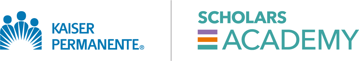 Kaiser Permanente Scholars Academy Logo