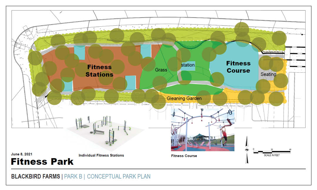 <strong>Fitness Park Option</strong>