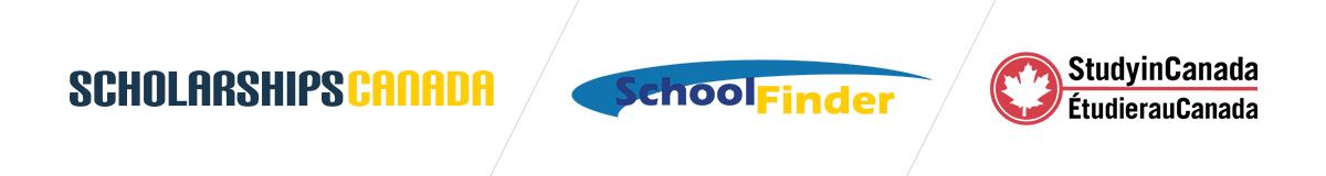 ScholarshipsCanada, SchoolFinder, StudyinCanada