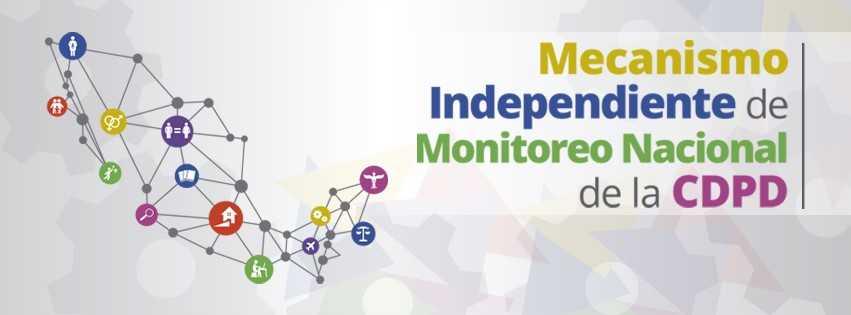 Logotipo del Mecanismo nacional que se conforma de