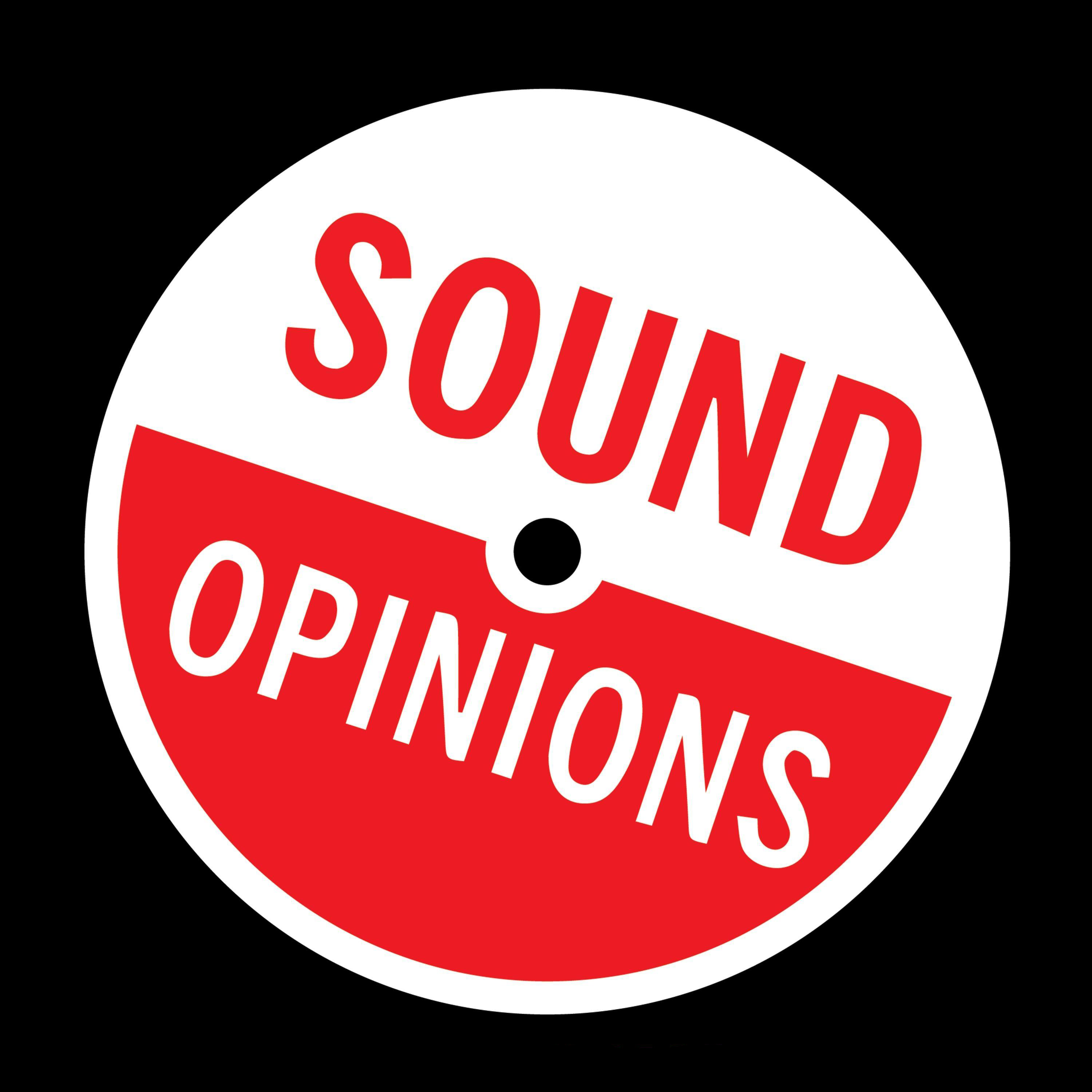 Logo for Sound Opinions Podcast