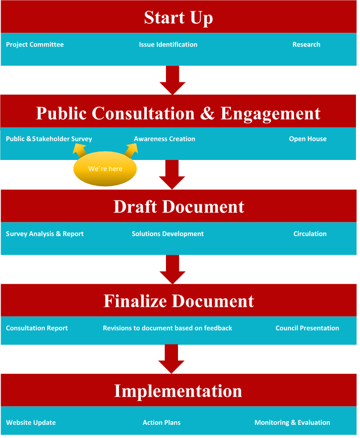 <strong>Recreation Master Plan Process</strong>