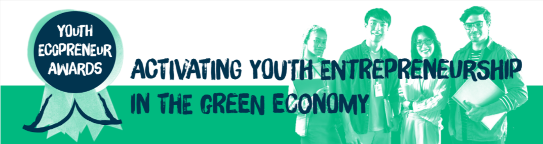 Youth Ecopreneur Awards - Activating youth entrepr