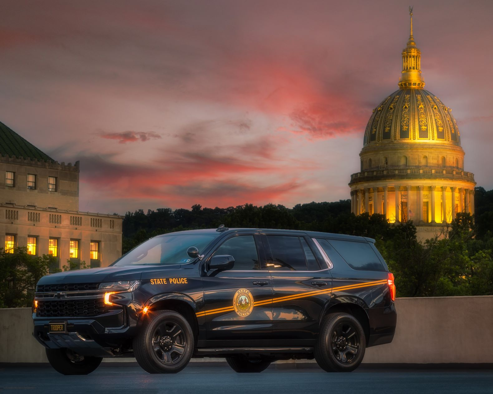 <strong>West Virginia State Police</strong>