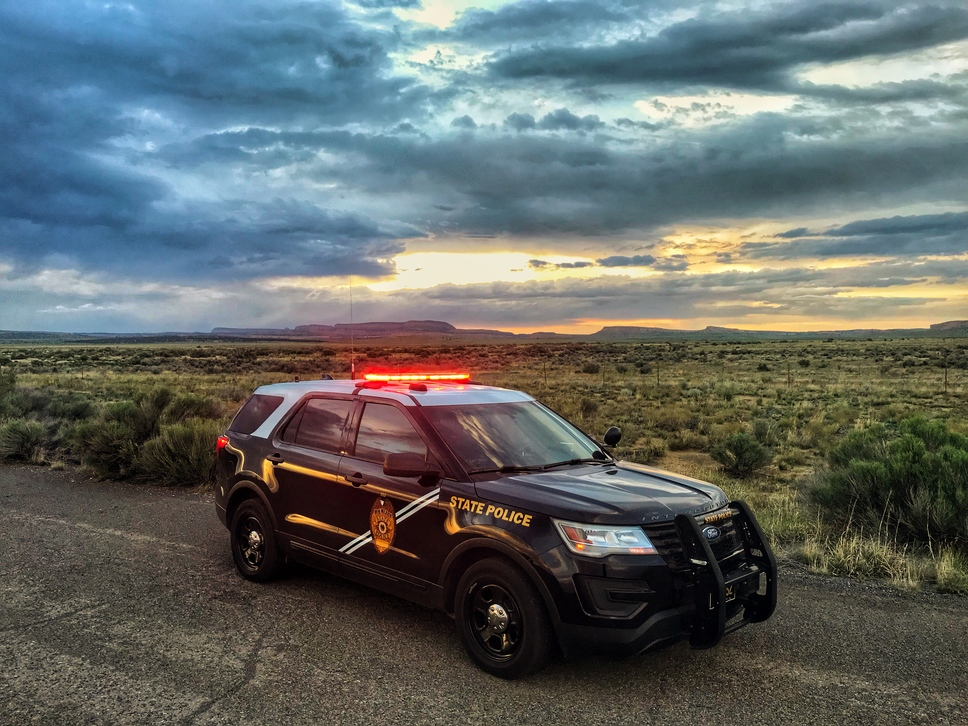 <strong>New Mexico State Police</strong>