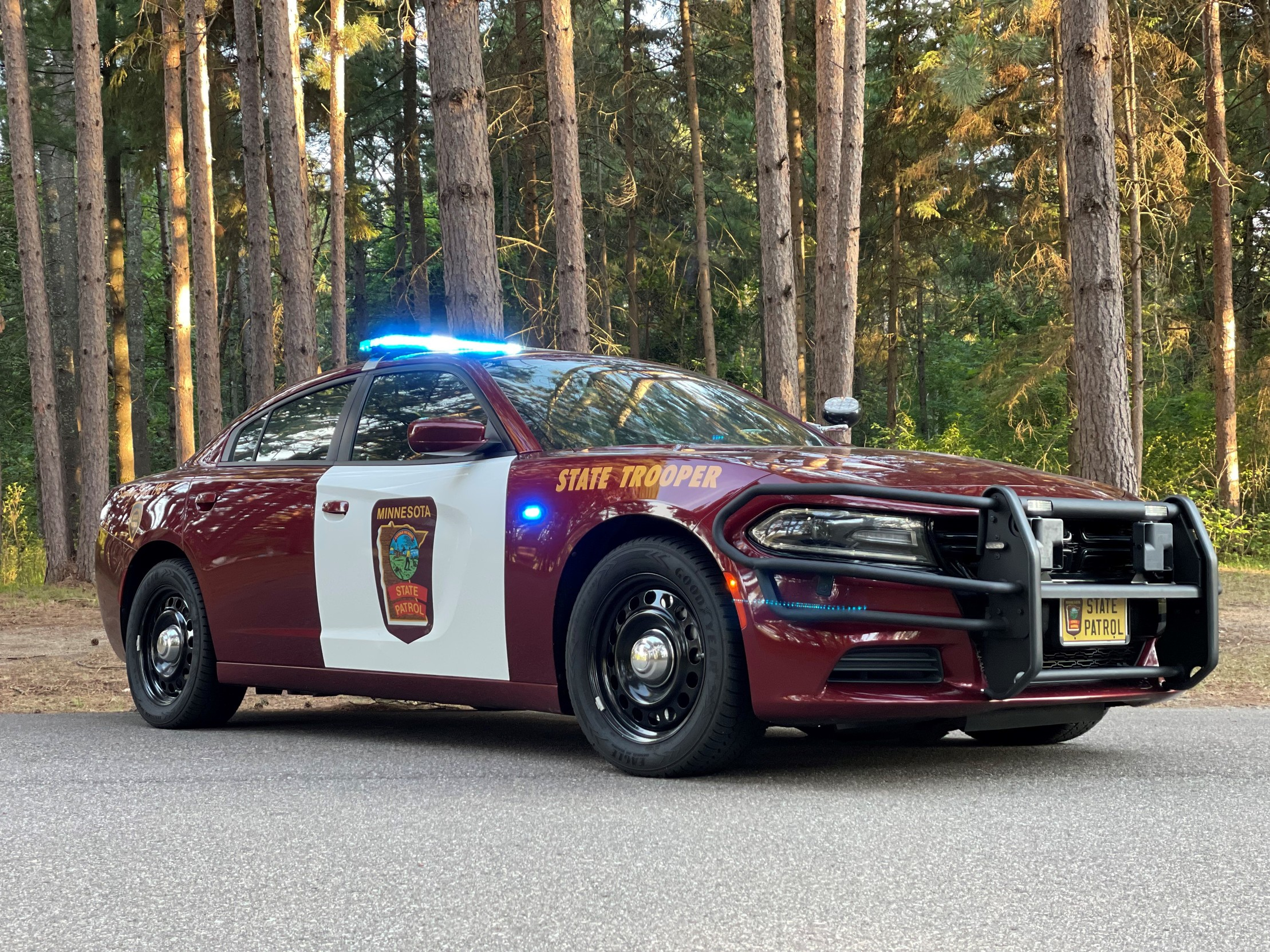 <strong>Minnesota State Patrol</strong>