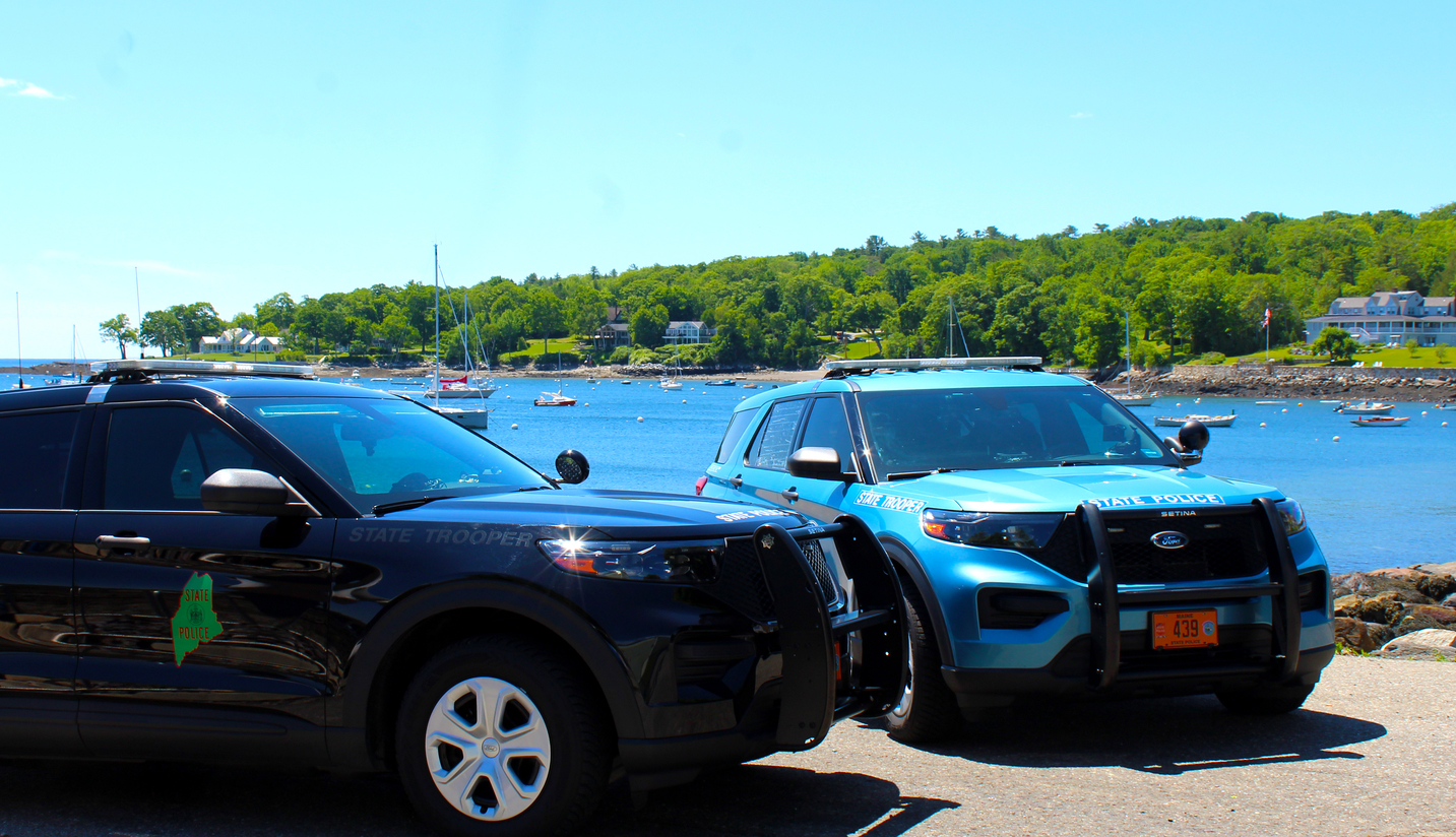 <strong>Maine State Police</strong>