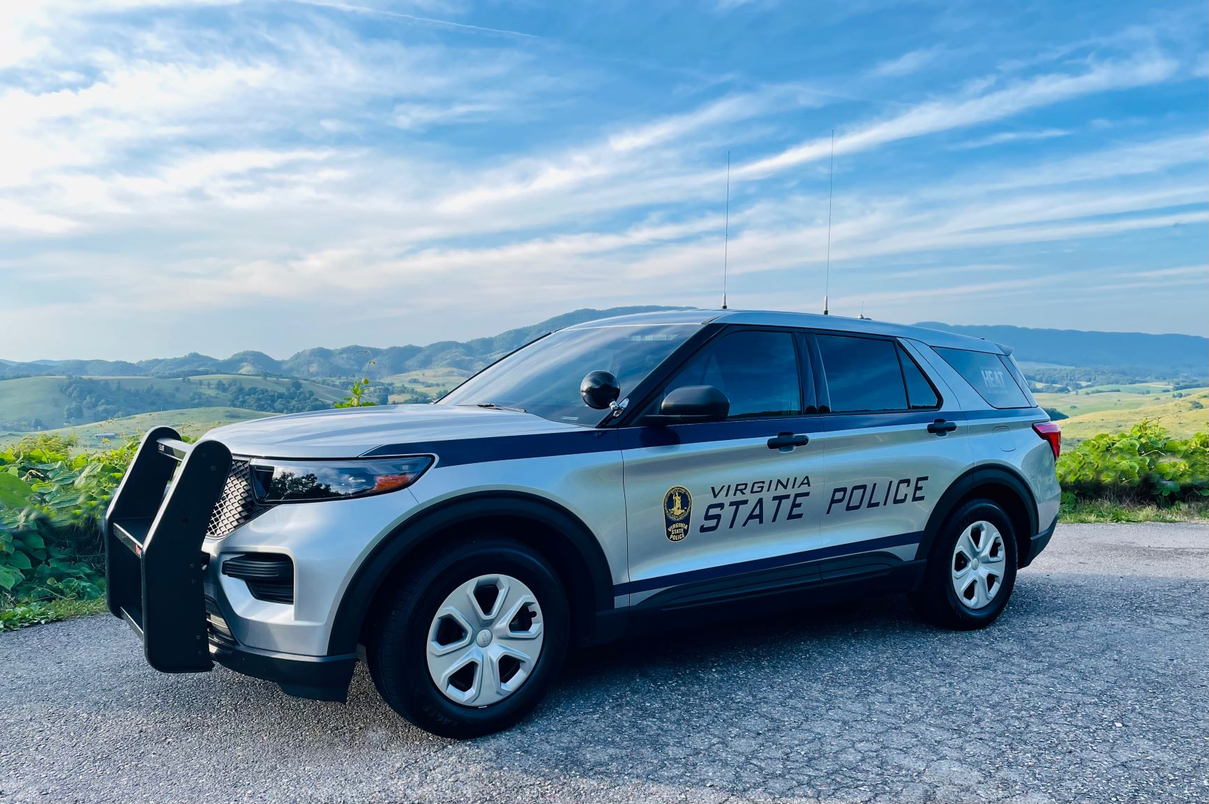 <strong>Virginia State Police</strong>