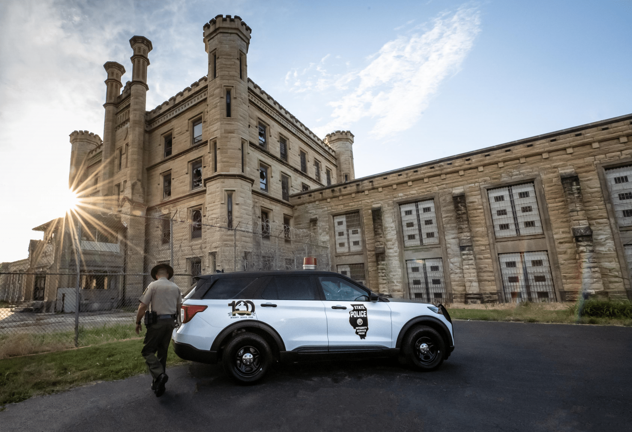 <strong>Illinois State Police</strong>